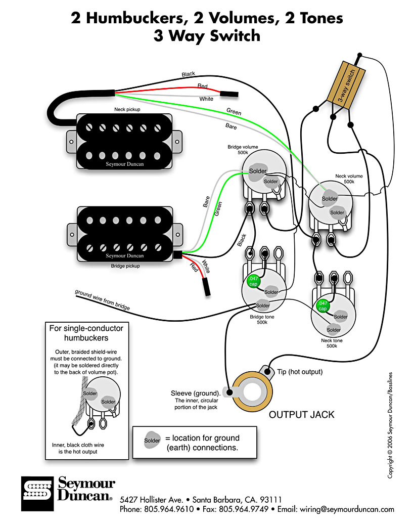 Bcs Wiring Diagram Volvo S T Engine Diagrams Dune Buggy Epiphone Wirdig Seymour Duncan Besides Brian Guitar
